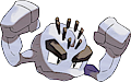 Monster Shiny-Alolan-Geodude