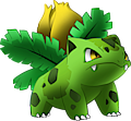 Monster Shiny-Ivysaur