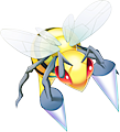 Monster Shiny-Beedrill