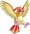 Monster Shiny-Pidgeotto