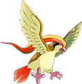 Monster Shiny-Pidgeot