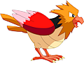 Monster Shiny-Spearow