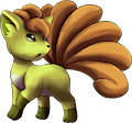 Monster Shiny-Vulpix