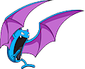 Monster Shiny-Golbat