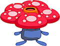 Monster Shiny-Vileplume