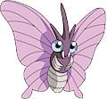 Monster Shiny-Venomoth
