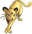 Monster Shiny-Persian