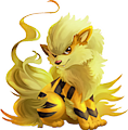 Monster Shiny-Arcanine