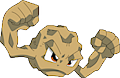 Monster Shiny-Geodude