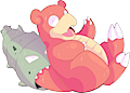 Monster Shiny-Slowbro