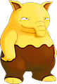 Monster Shiny-Drowzee