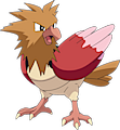Monster Spearow