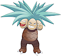 Monster Shiny-Exeggutor