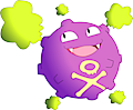 Monster Shiny-Koffing