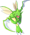 Monster Shiny-Scyther
