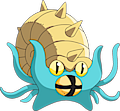 Monster Shiny-Omastar