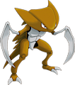 Monster Shiny-Kabutops