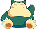Monster Shiny-Snorlax