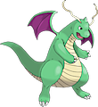 Monster Shiny-Dragonite