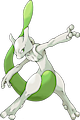 Monster Shiny-Mewtwo