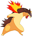 Monster Shiny-Typhlosion