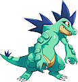 Monster Shiny-Feraligatr