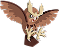 Monster Shiny-Noctowl