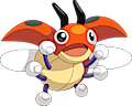 Monster Shiny-Ledyba
