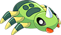 Monster Shiny-Spinarak