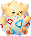 Monster Shiny-Togepi