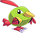 Monster Shiny-Natu
