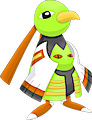 Monster Shiny-Xatu