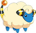 Monster Shiny-Mareep