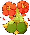 Monster Shiny-Bellossom