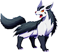 Monster Shiny-Mightyena
