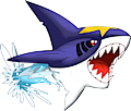 Monster Shiny-Sharpedo
