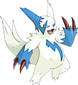 Monster Shiny-Zangoose
