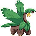 Monster Shiny-Tropius