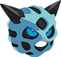 Monster Shiny-Glalie