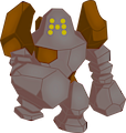 Monster Shiny-Regirock