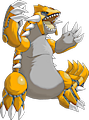 Monster Shiny-Groudon