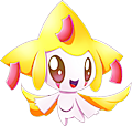 Monster Shiny-Jirachi