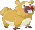 Monster Shiny-Bidoof