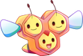 Monster Shiny-Combee