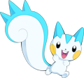 Monster Shiny-Pachirisu