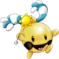 Monster Shiny-Chingling