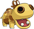 Monster Shiny-Hippopotas