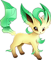 Monster Shiny-Leafeon