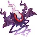 Monster Shiny-Darkrai
