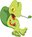 Monster Treecko